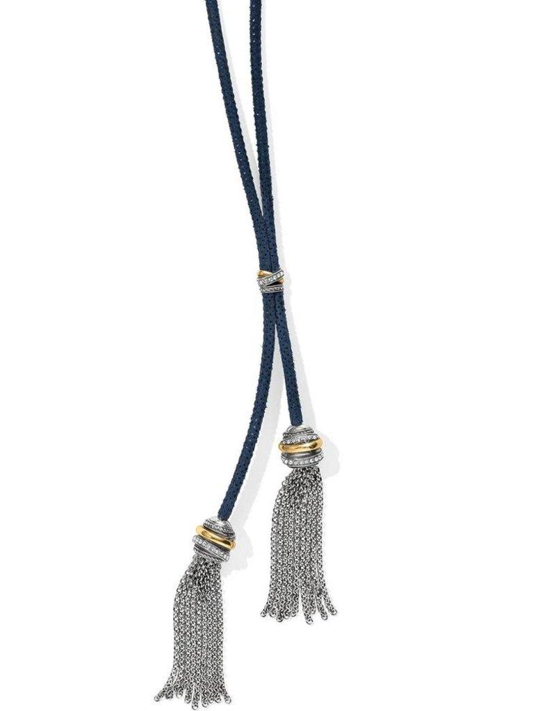 BRIGHTON JL6391 Neptune's Rings Lariat Necklace