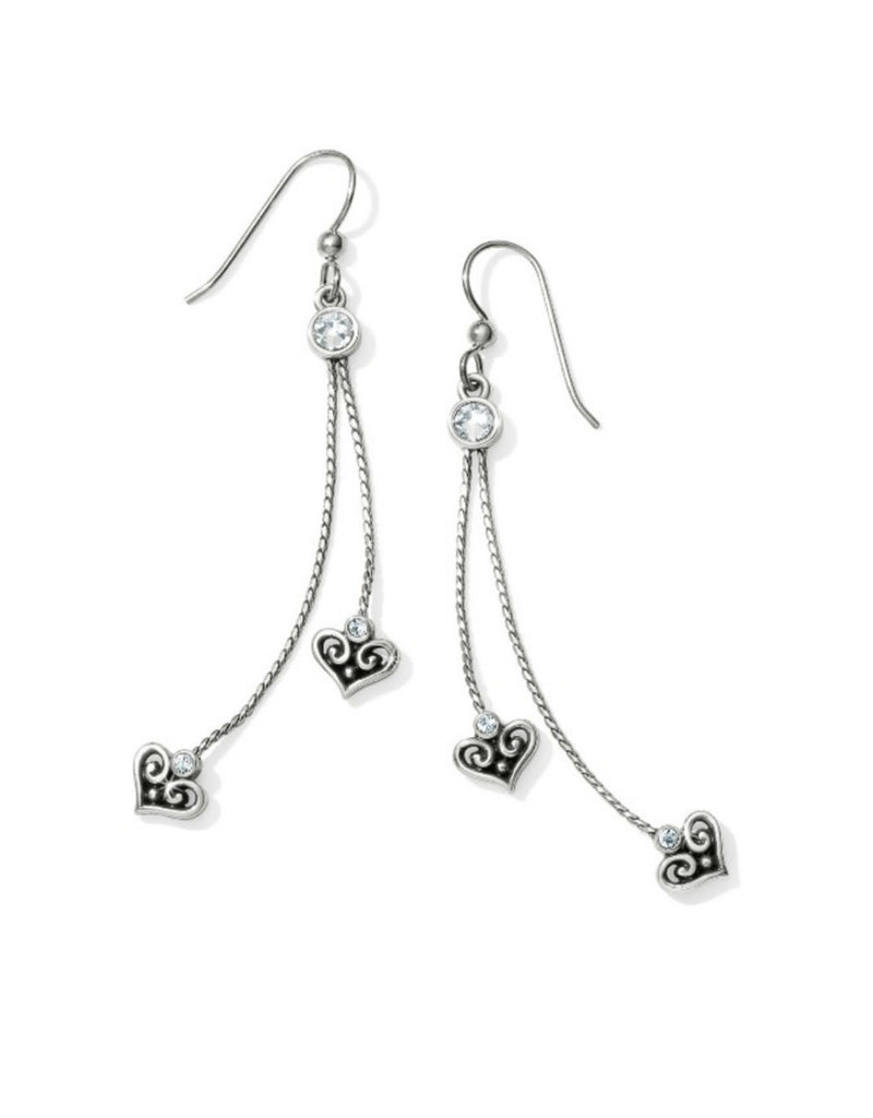 BRIGHTON JA4401 Alcazar Princess French Wire Drop Earrings