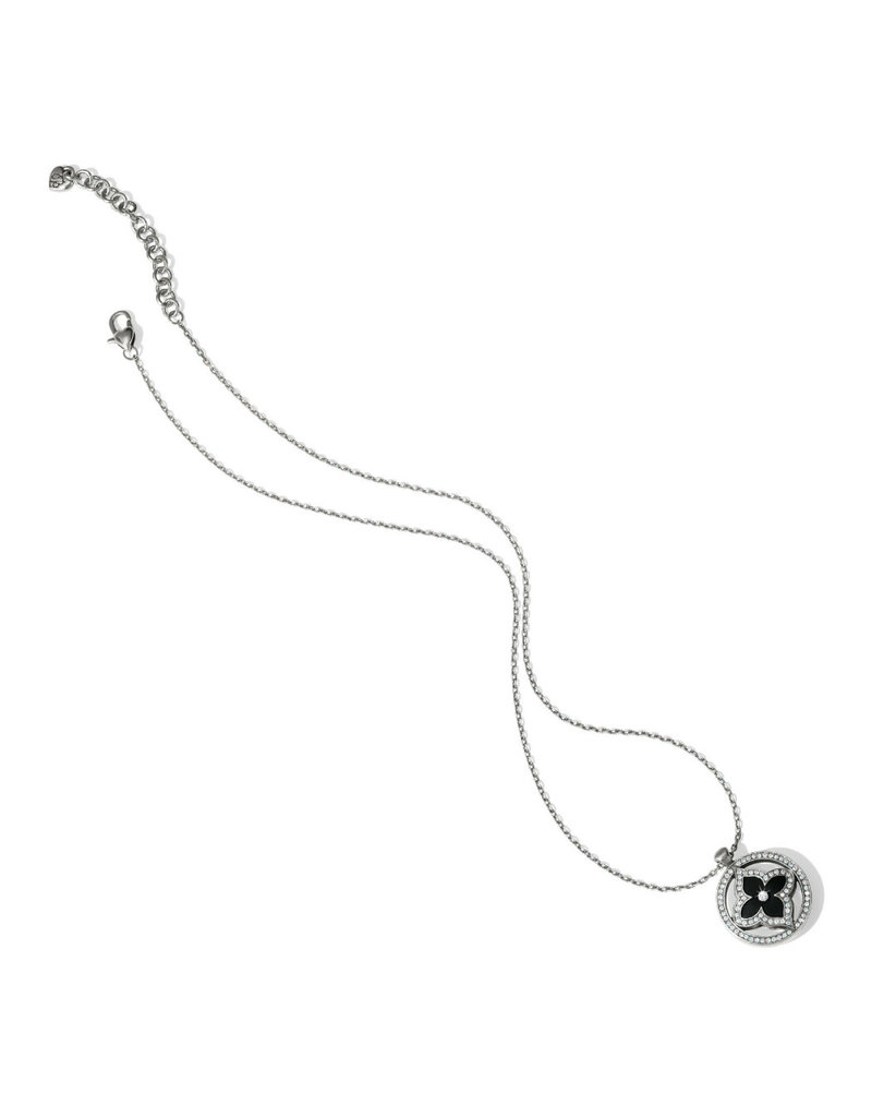 BRIGHTON JL9213 Toledo Alto Noir Pendant Necklace