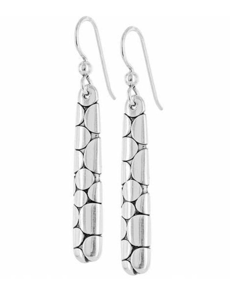 BRIGHTON JE2440 PEBBLE PATH FRENCH WIRE EARRINGS