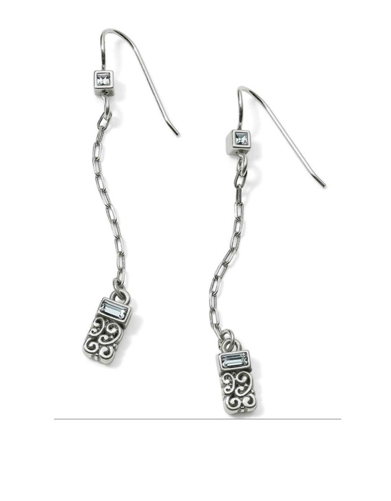 BRIGHTON JA5121 BARONESS PETITE DROP FRENCH WIRE EARRINGS
