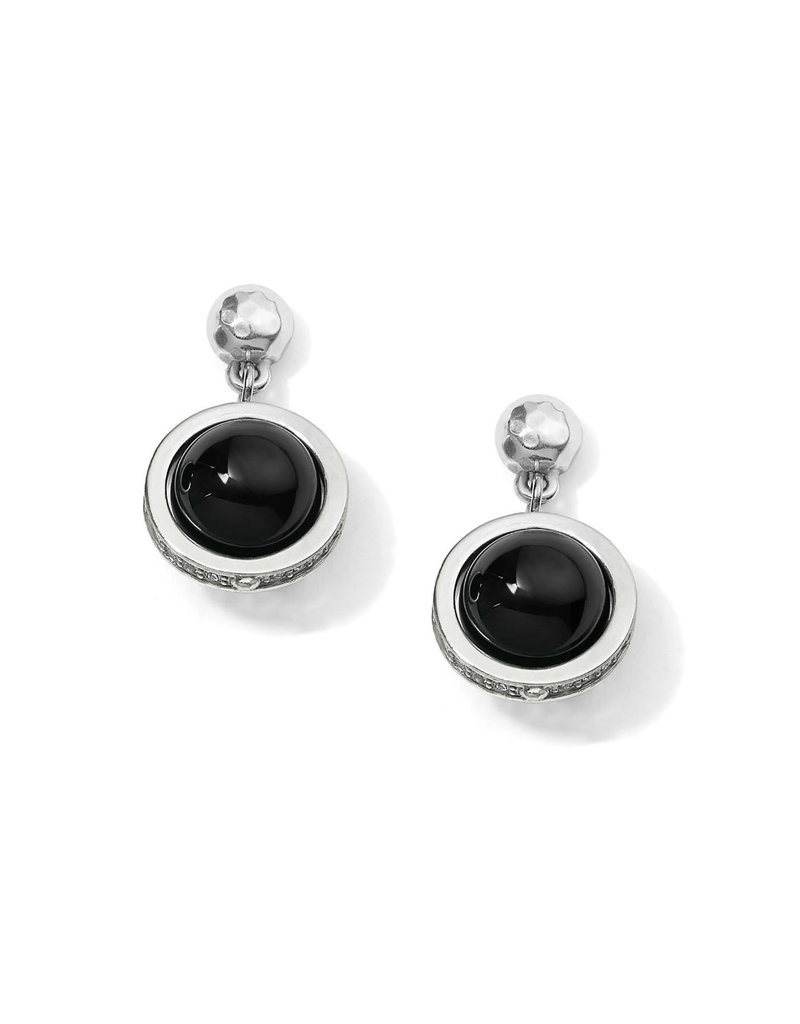 BRIGHTON JA5190 Chara Ellipse Spin Post Drop Earrings