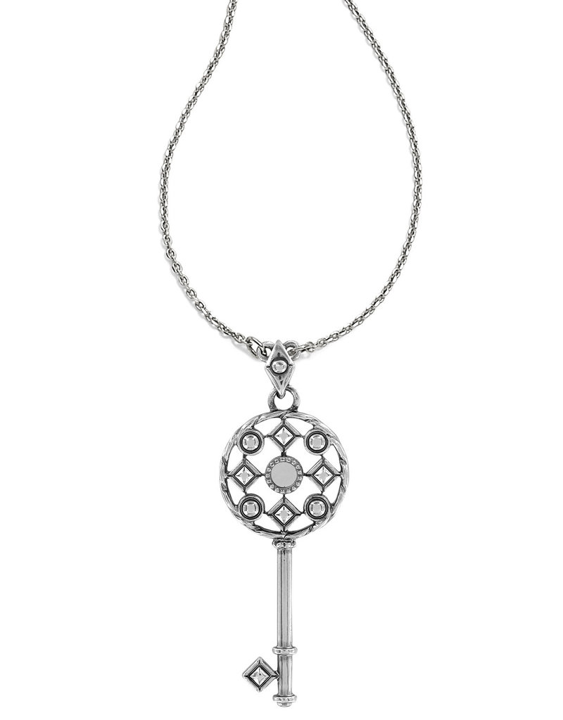 BRIGHTON JM0643 HALO KEY NECKLACE