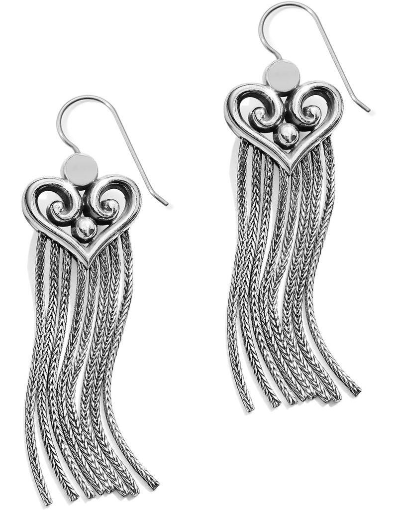 BRIGHTON JA5181 ALCAZAR SWING FRENCH WIRE EARRINGS