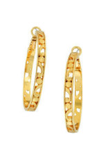 BRIGHTON JE8185 Contempo Large Hoop Earrings
