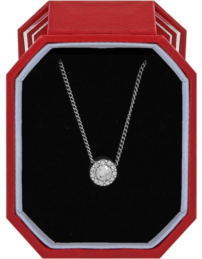 BRIGHTON JD1831 Illumina Solitaire Necklace Gift Box