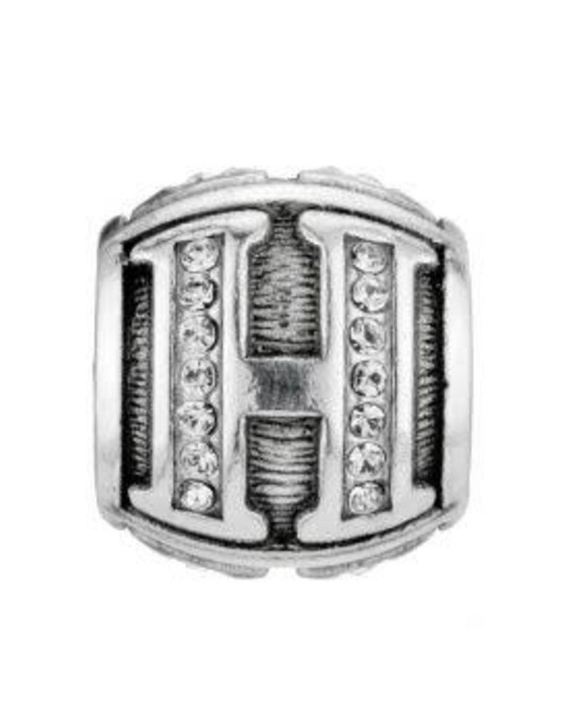 BRIGHTON J9326H ALPHA BEAD H