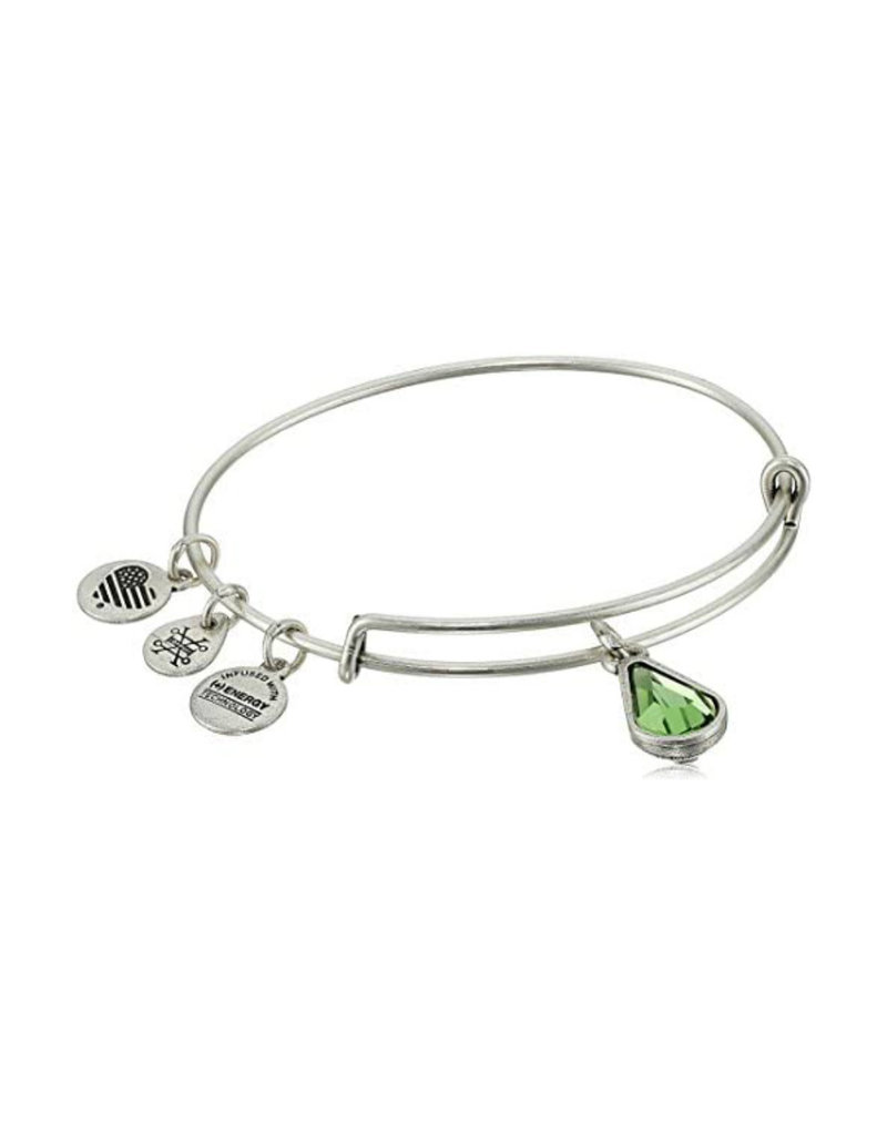 ALEX AND ANI A17EB47RS AUGEST SILVER