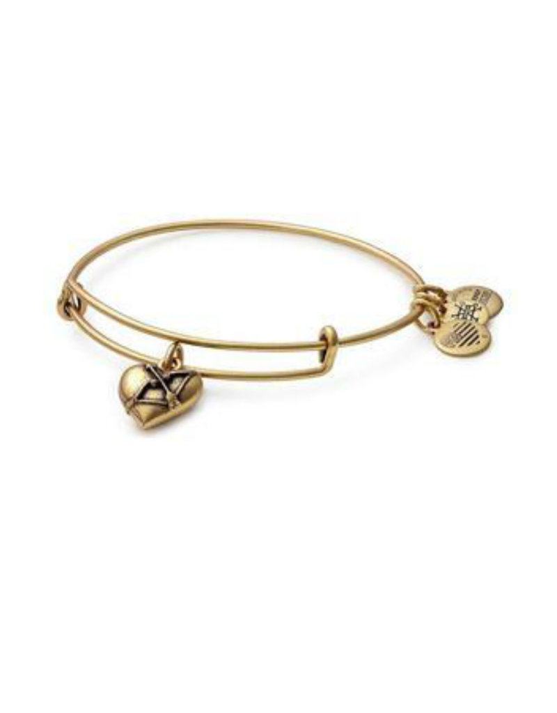 ALEX AND ANI A17EB02RG CUPID'S HEART II GOLD
