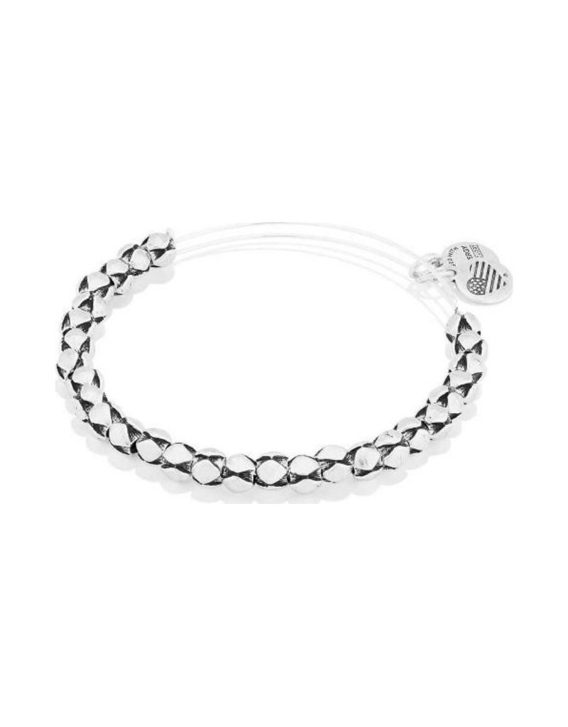 ALEX AND ANI A16EB107RS TRAVELER SILVER