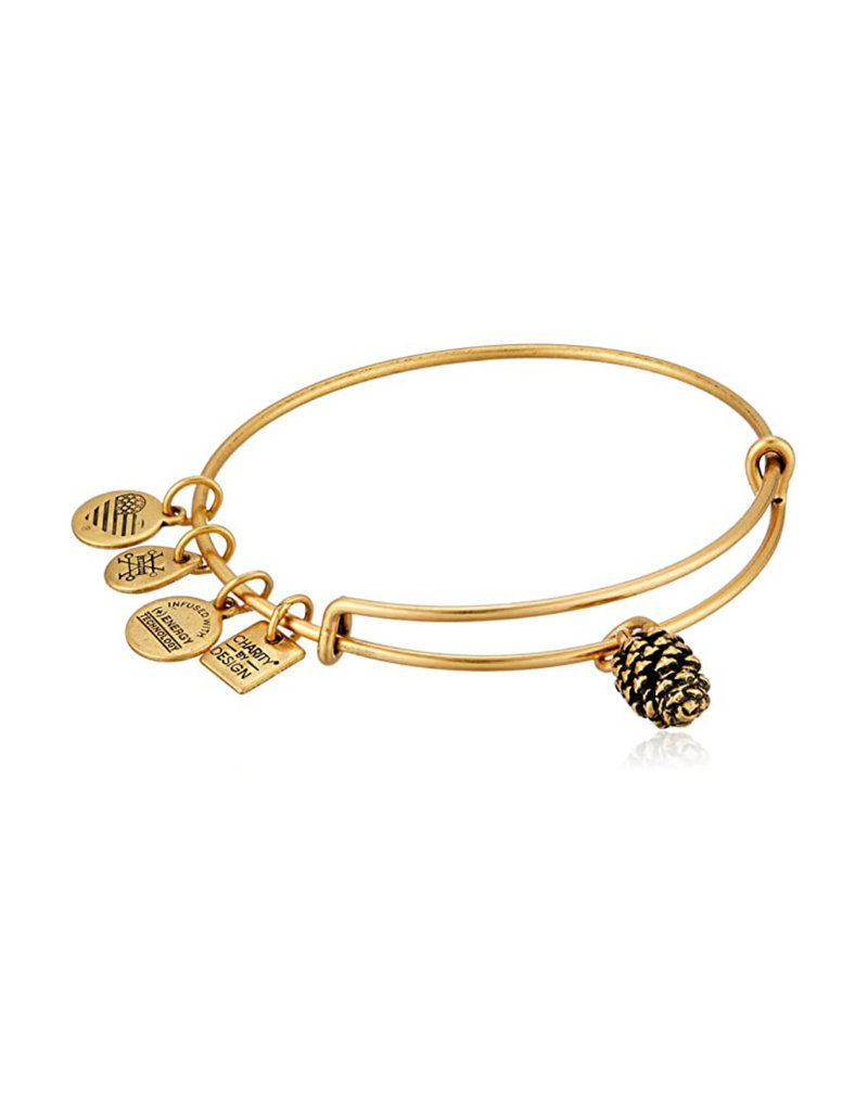 ALEX AND ANI CBD17PCRG PINECONE GOLD