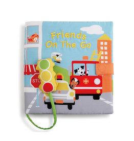 DEMDACO LTP FRIENDS ON THE GO BOOK WITH SOUND