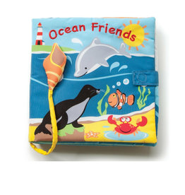 WILLOW TREE LTP OCEAN BOOK WITH SOUND