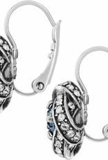 BRIGHTON JA1042 Eternity Knot Leverback Earrings