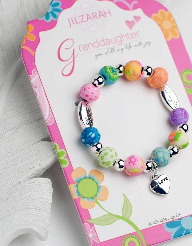 203-003 Granddaughter Girls Youth Bracelet