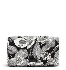 VERA BRADLEY 26264 RFID Trifold Clutch Wallet