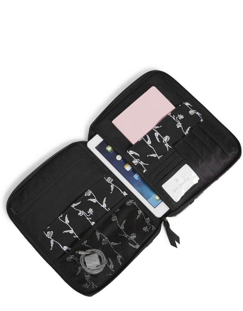 VERA BRADLEY 24856 Tablet Tamer Organizer