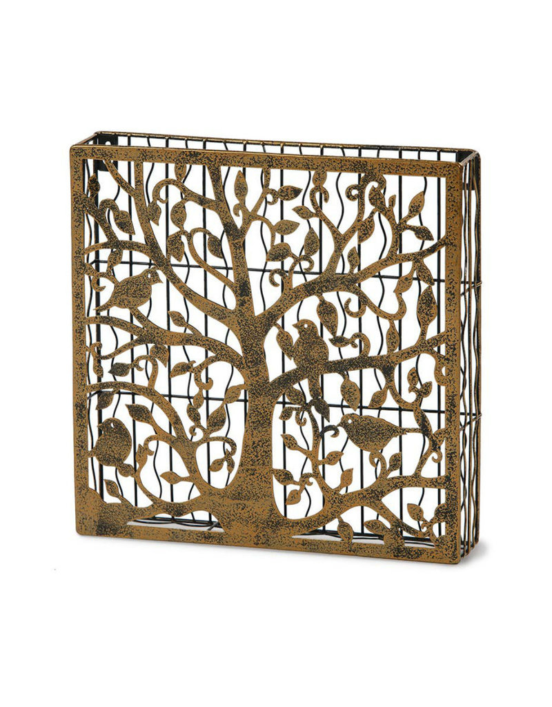Tree of Life Cork Cage / Box~Holds over 120+ Corks