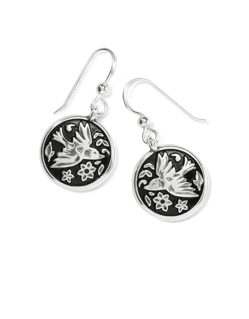 BRIGHTON JA7113 Moonlight Garden French Wire Earrings