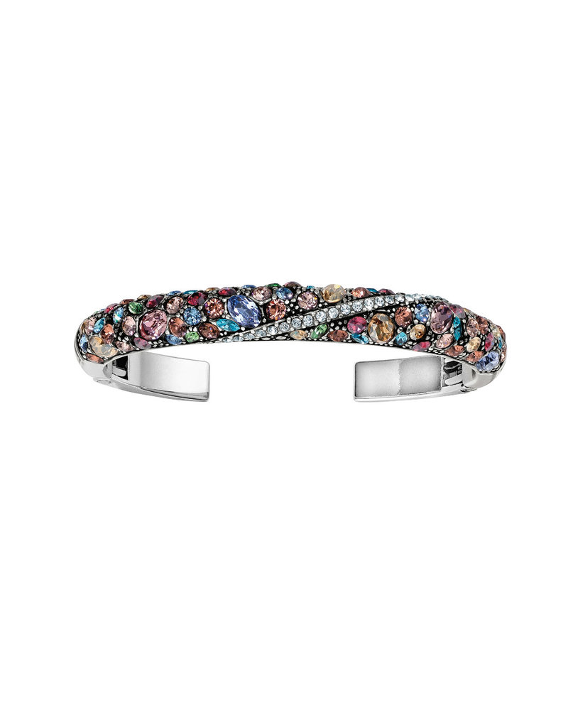 BRIGHTON JF3951 Trust Your Journey Double Hinged Bangle