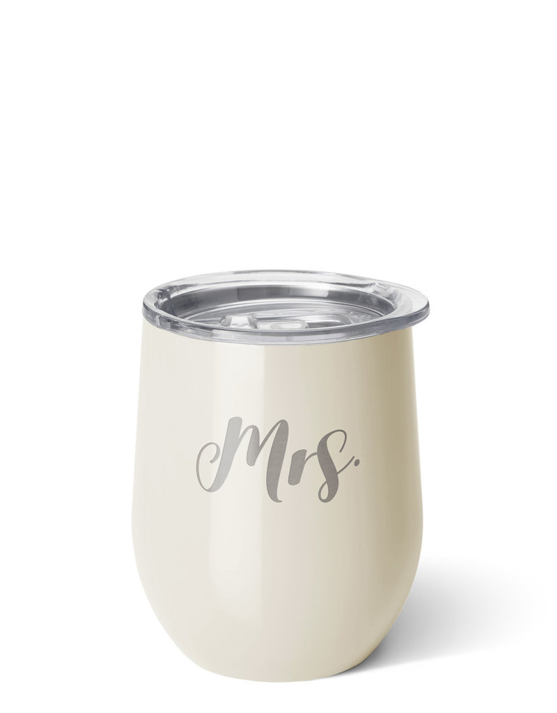 SWIG 14OZ STEMLESS WINE CUP MRS