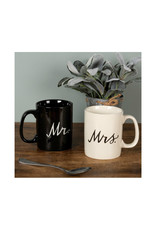 33532 Mug Set - Mr. & Mrs.
