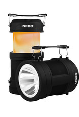 6908 BIG POPPY LANTERN Rechargeable Flashlight and Lantern with Power Bank