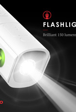 PAL360 Flashlight with Personal Fan