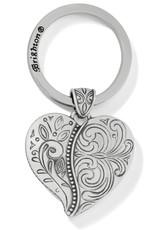 BRIGHTON E18260 Ornate Heart Key Fob