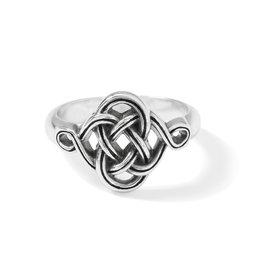 BRIGHTON J62850 Interlok Knot Ring