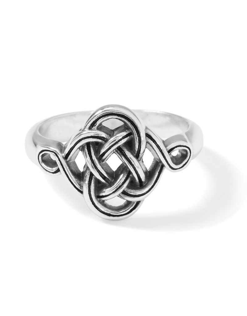 BRIGHTON J62850 Interlok Knot Ring