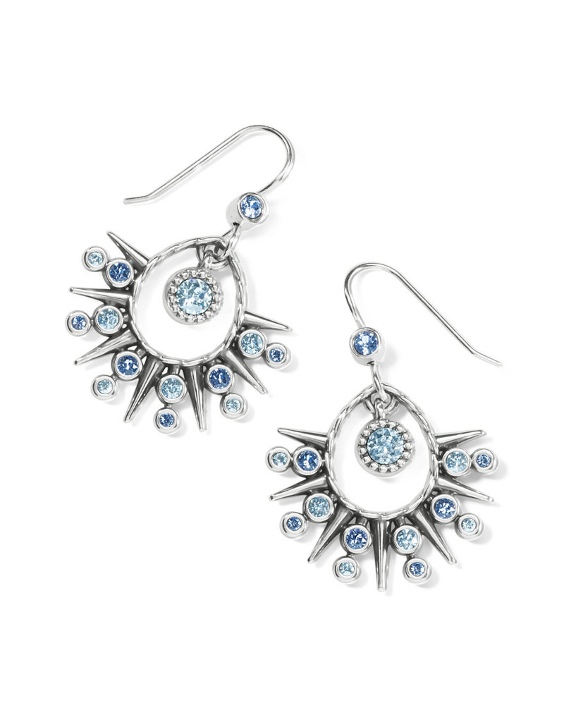 BRIGHTON JA7053 Halo Ice French Wire Earrings