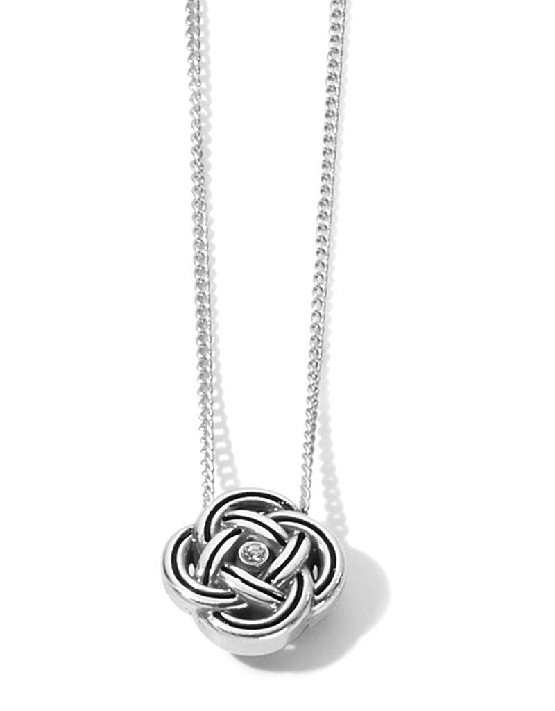 BRIGHTON JM3500 Interlok Mini Necklace