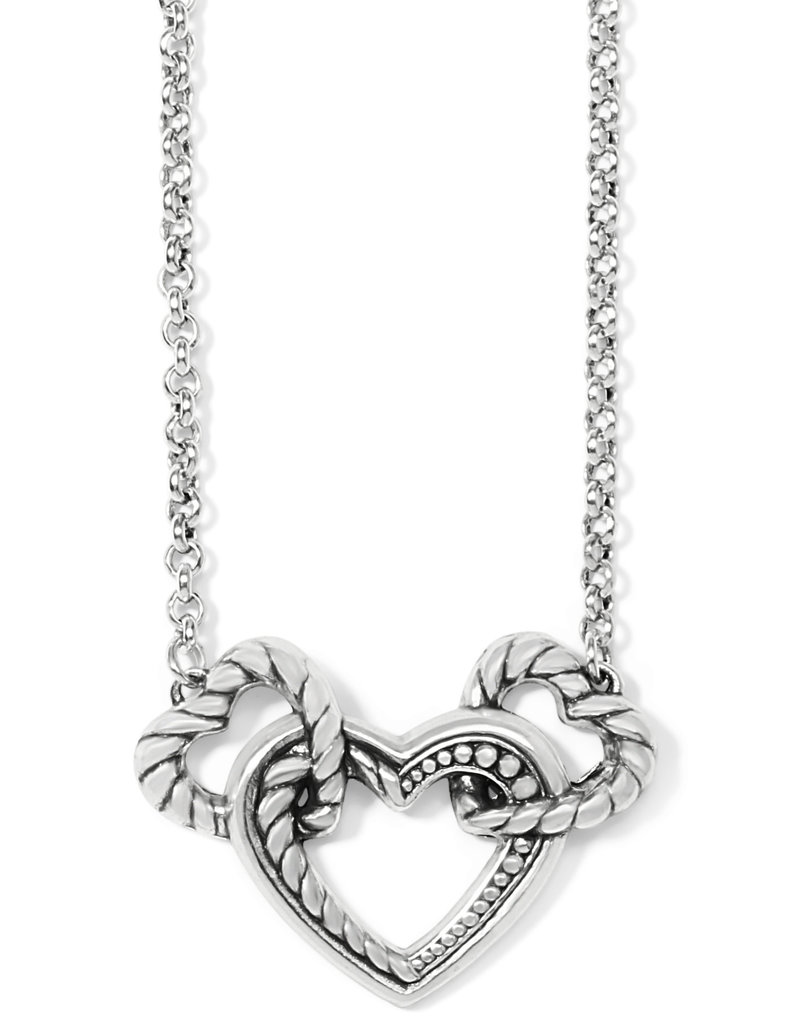 BRIGHTON JN5560 Connected By Love Necklace