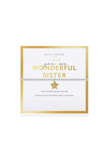 KATIE LOXTON KLJ3766 Beautifully Boxed A Littles   You Are Wonderful Sister