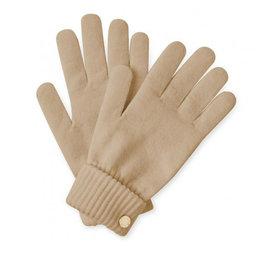 KATIE LOXTON KLS278 Chunky Knit Gloves | Caramel