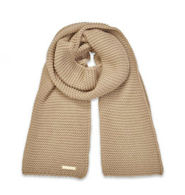 KATIE LOXTON KLS270 Chunky Knit Scarf | Caramel