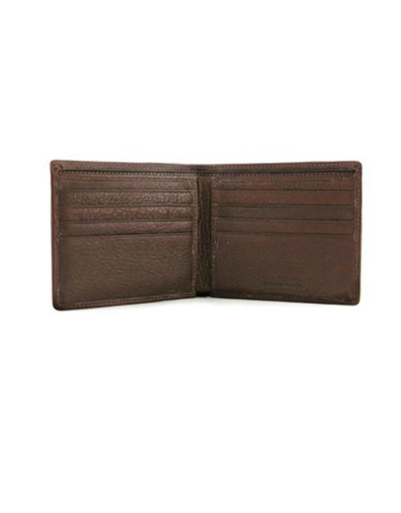 1271 Eight Pocket Thinfold Men's Wallet