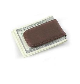 1555E MAGNETIC MONEY CLIP ESPRESSO