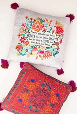 NATURAL LIFE PLW151 Always Remember Cozy Chirp Pillow