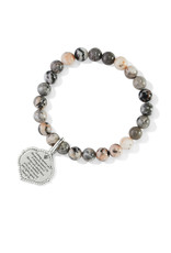 BRIGHTON JF8023 JOAN OF ARC STRETCH BRACELET