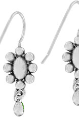 BRIGHTON JA6803 Trust Your Journey Garden French Wire Earrings
