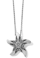 BRIGHTON JM2433 Trust Your Journey Reversible Starfish Necklace