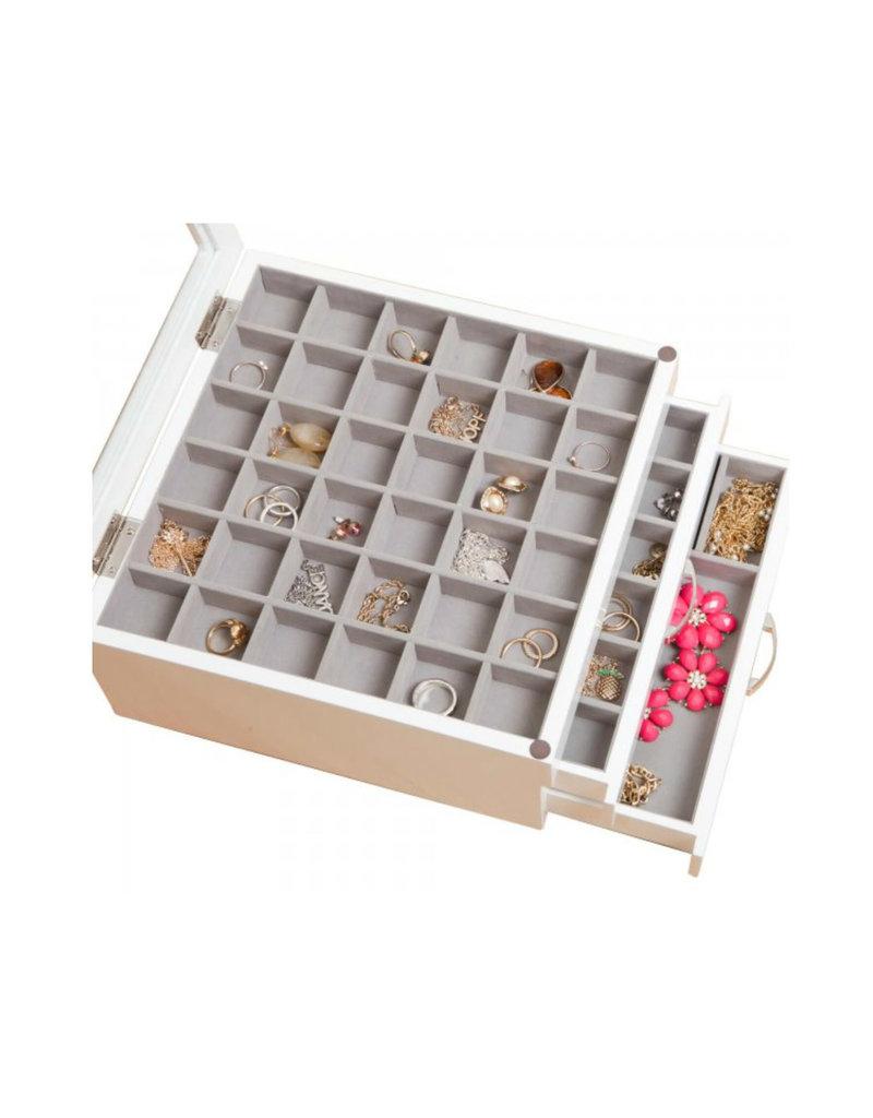 MELE & CO. Liza Wooden Jewelry Box