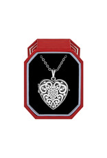 BRIGHTON JD4000 Sweet Memory Locket Necklace Gift Box