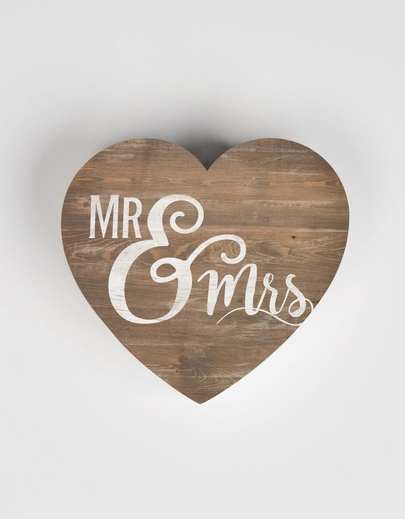 SHP0002 MR. & MRS. SMALL SHAPE - 3.5X3.25