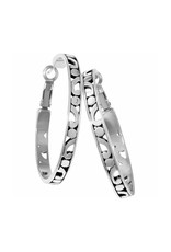 BRIGHTON JE8180 Contempo Large Hoop Earrings