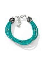 BRIGHTON JF2033 Boho Roots Multi Strand Bracelet