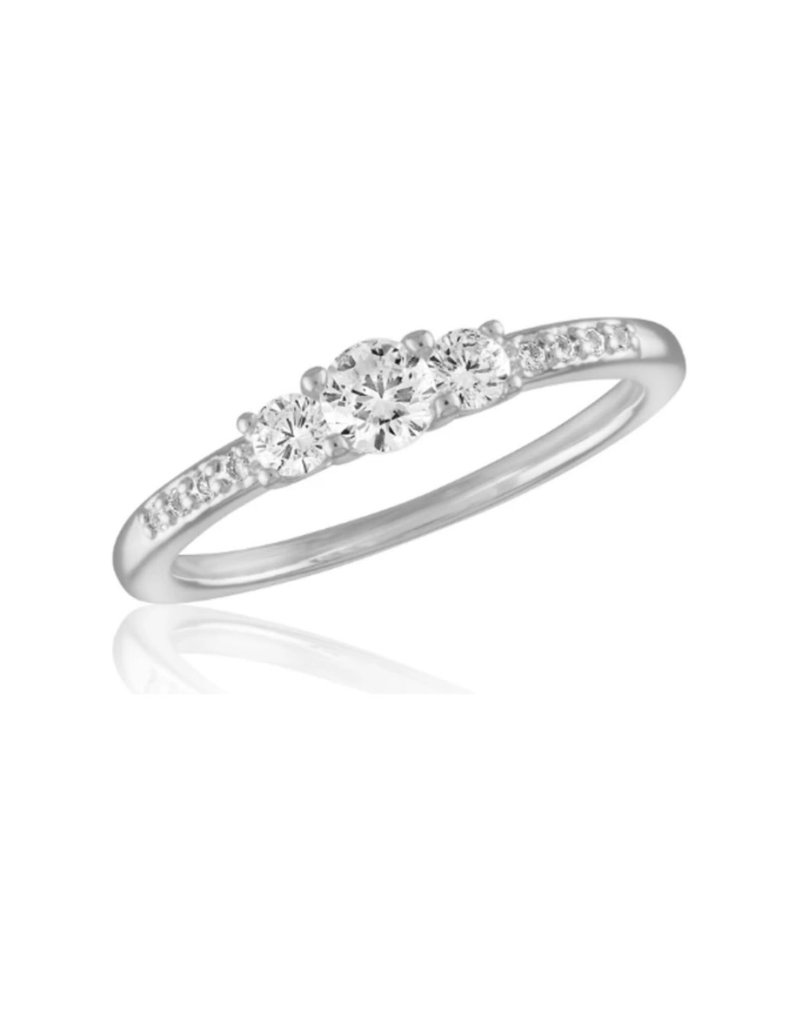 CZ Stack Ring