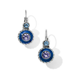 BRIGHTON JA5753 Halo Eclipse Leverback Earrings